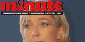 Minute_Le pen