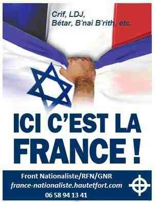 2010_affiche_Ici_c_est_la_France_LDJ_Betar_Crif-f3e75