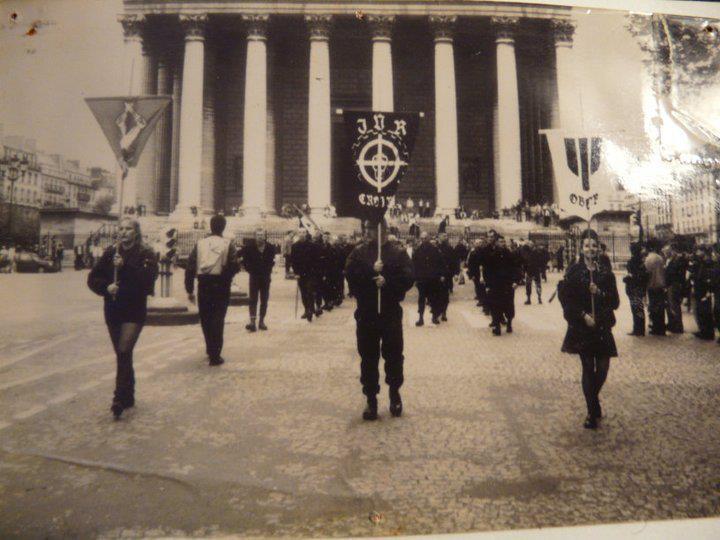 JNR au défilé du 1er mai 1998