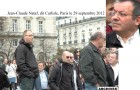 Jean-Claude Nataf et Philippe Peninque sont sur un bateau… c'est le radeau d'la Marine !!