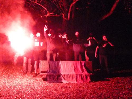 Décembre 2012. Retrouvailles de la Section Saint Jean.