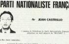 Parti Nationaliste Français (PNF)